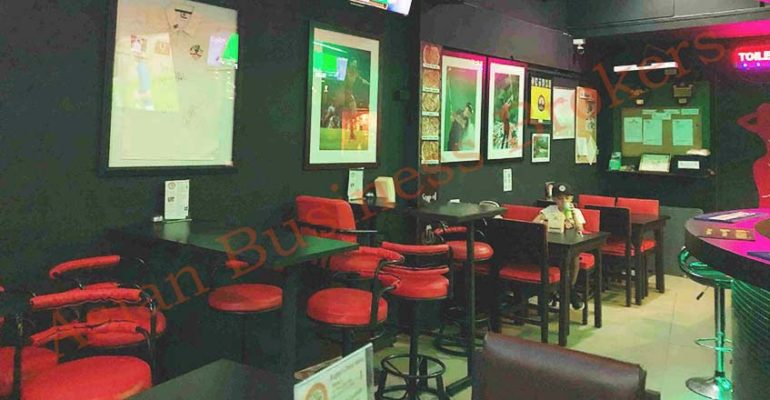 Bogey's Bar and Grill